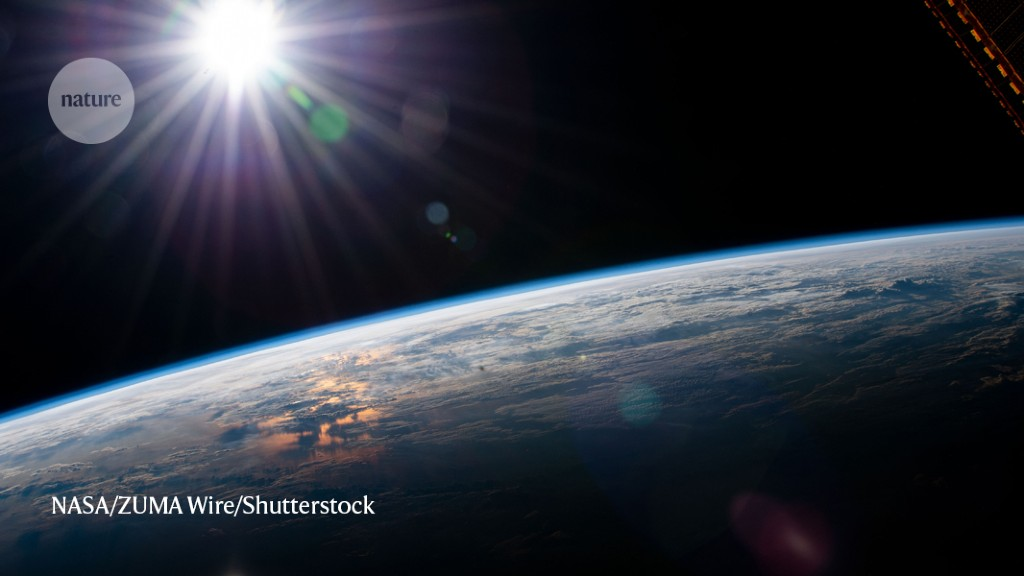 Give research into solar geoengineering a chance - Nature.com