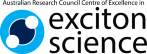 ARC Centre of Excellence in Exciton Science (ACEX)