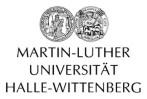 Martin Luther University of Halle-Wittenberg (MLU)