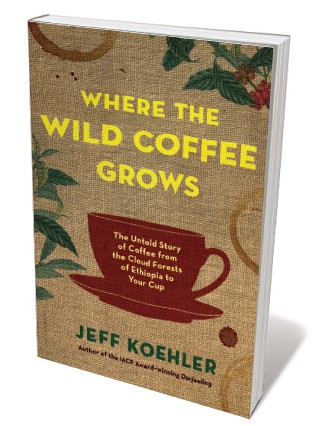 Book jacket for 'Where the Wild Coffee Grows'