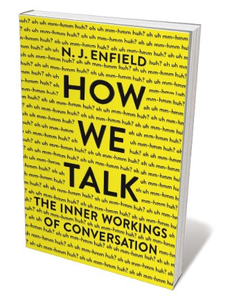 Book jacket 'How we Talk'