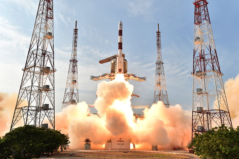 Indian ISRO launcher PSLV