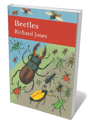 Book jacket 'Beetles'
