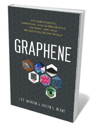 Book jacket 'Graphene'