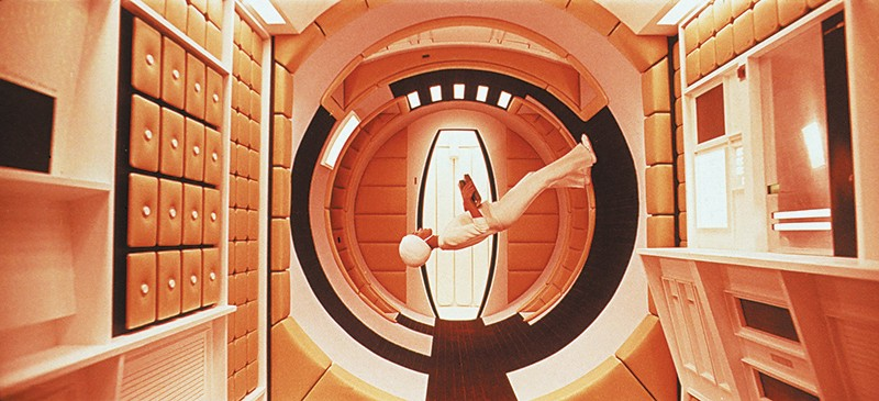 Still from '2001: A Space Odyssey'