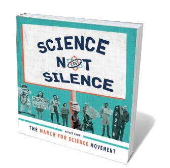Book jacket for Science not Silence