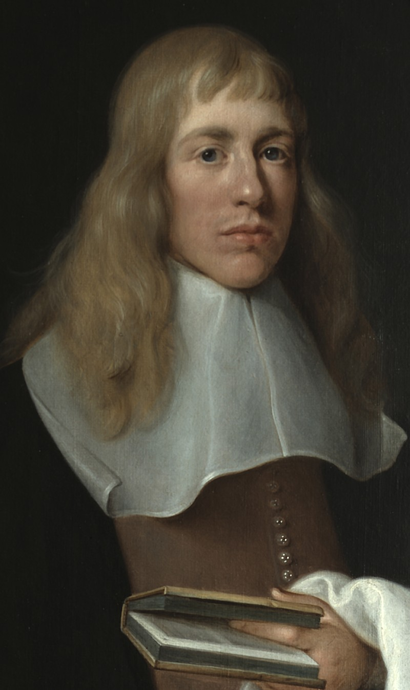 Francis Willughby portrait