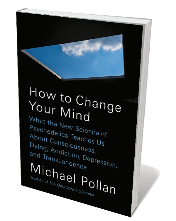 Book jacket 'How to Change Your Mind'