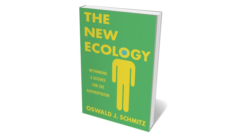 Books jacket 'The New Ecology'