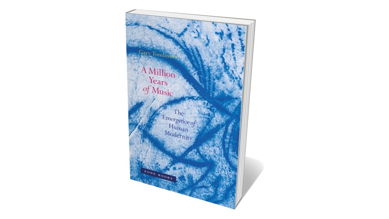 Books jacket 'A Million Years of Music'