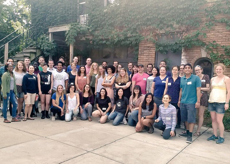 University of Chicago GRIT Retreat 2018