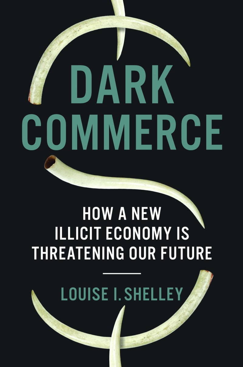 Book jacket 'Dark Commerce'