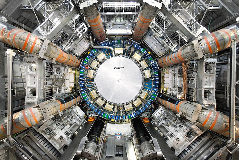 The ATLAS detector at the Large Hadron Collider