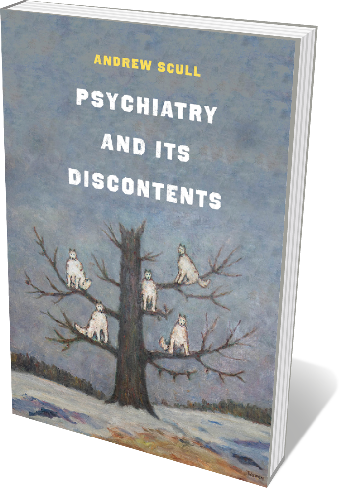 "Book cover of ""Psychiatry and Its Discontents"""
