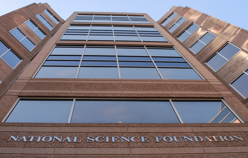 The National Science Foundation headquarters