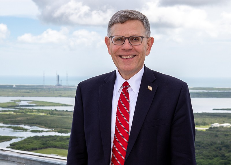 White House Office of Science and Technology Policy Director Kelvin Droegemeier