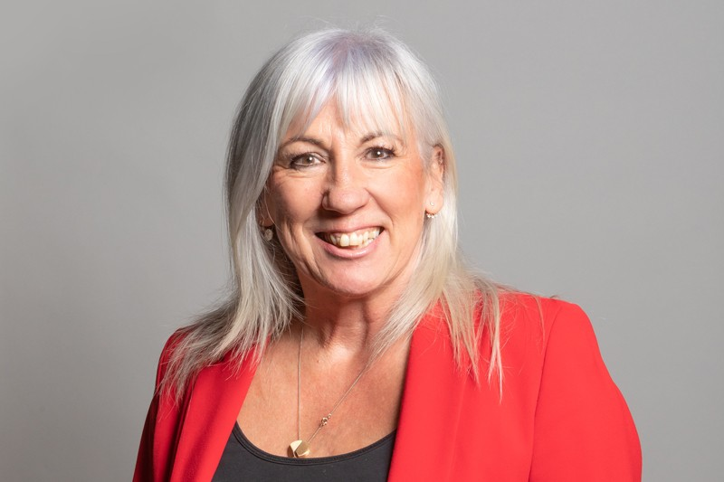 Portrait of Amanda Solloway MP
