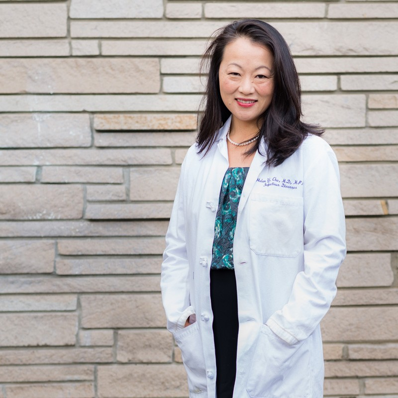 Photo of Helen Chu.
