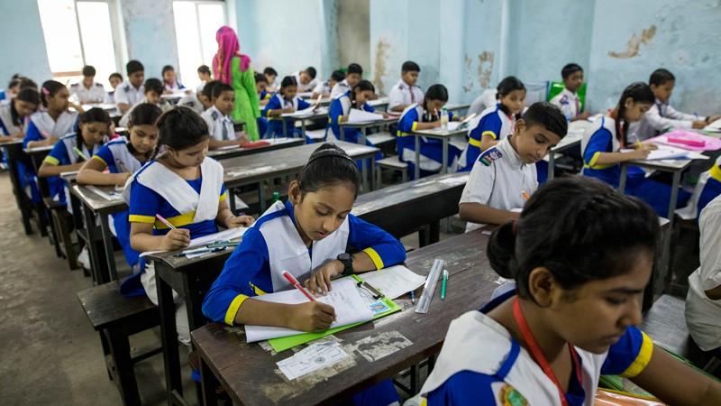 Tracking inequalities in education around the globe