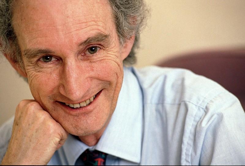 Portrait of Robert May