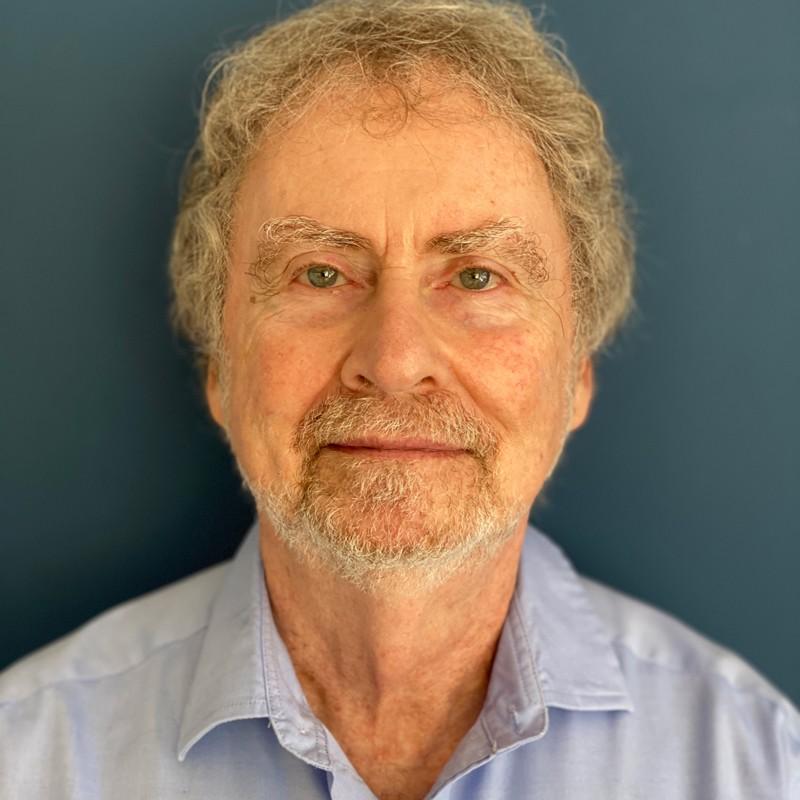 Headshot of Luiz Davidovich