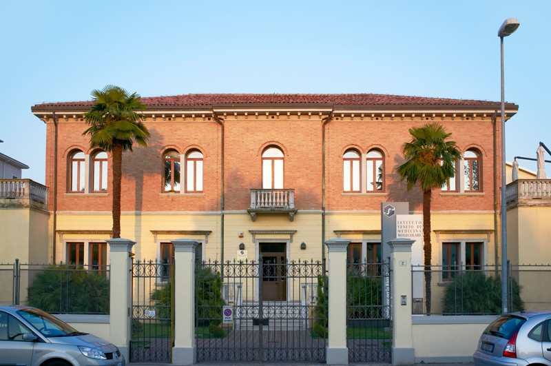 Venetian Institute of Molecular Medicine building