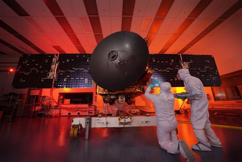 The Mars Hope orbiter