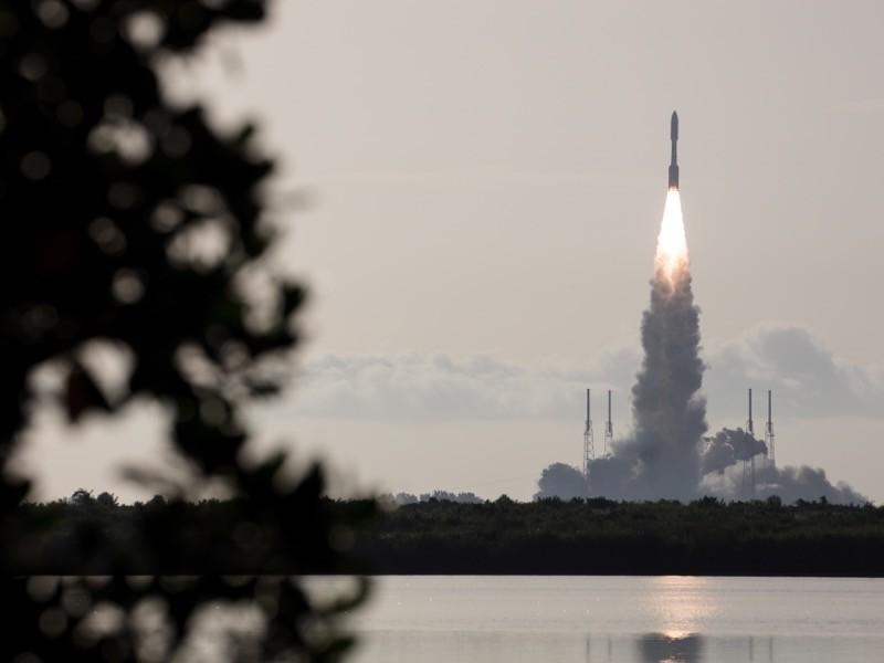 Mars 2020 Perseverance Launch.