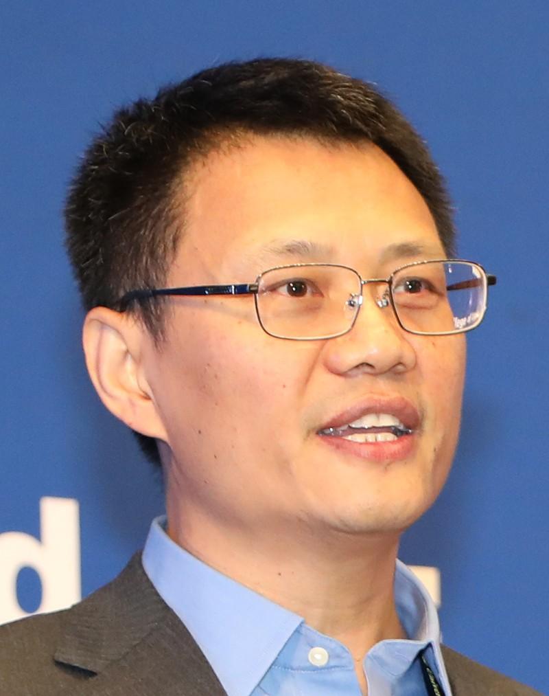 Portrait image of Zhu Dongqiang