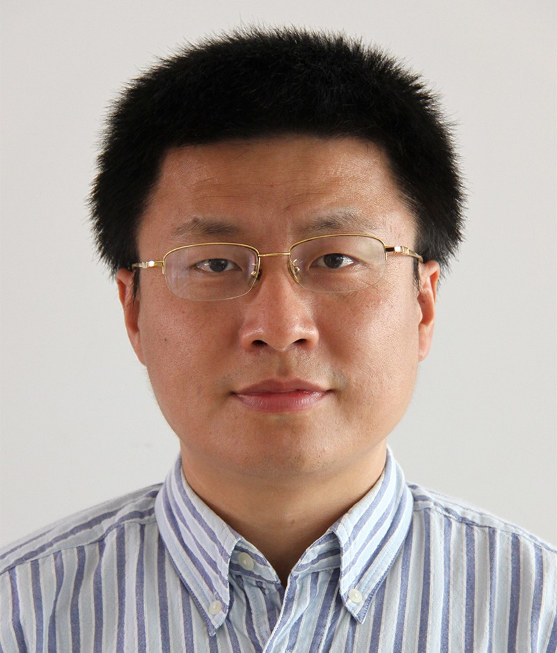 Portrait image of Zhang Lixin
