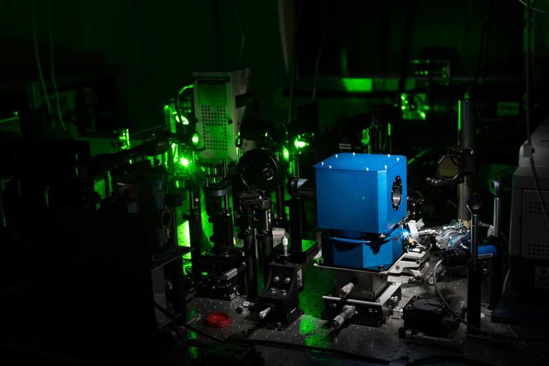 Superconductivity laboratory