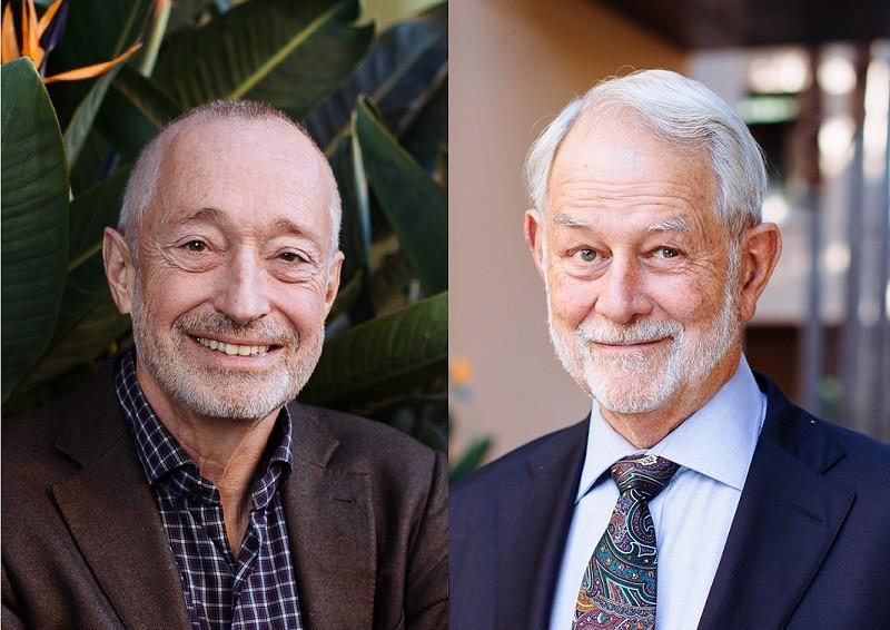Paul Milgrom and Robert Wilson