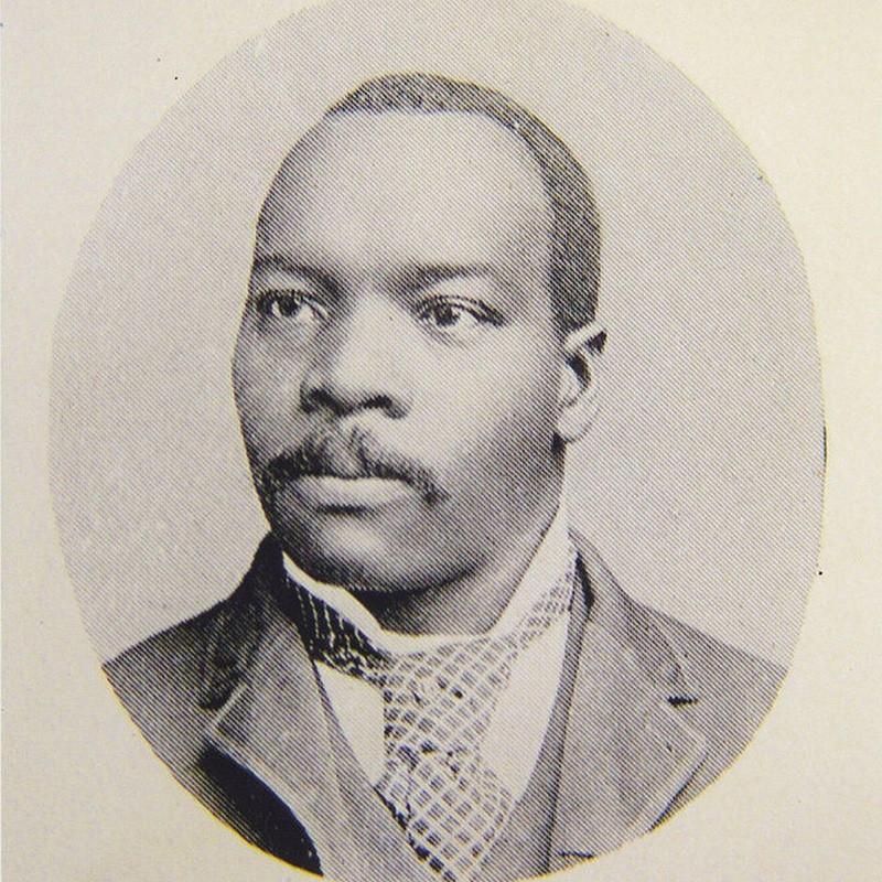 Portrait of Granville T. Woods