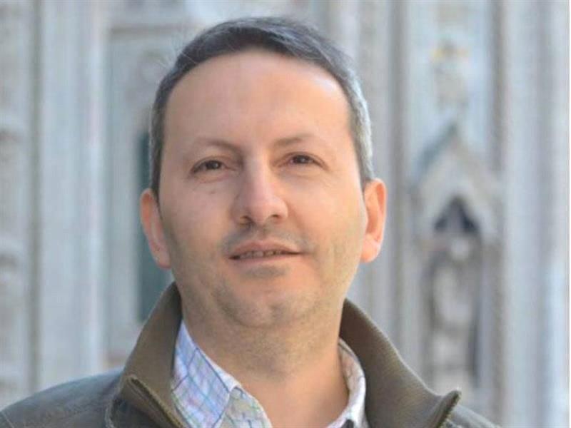 Iranian doctor Ahmadreza Djalali