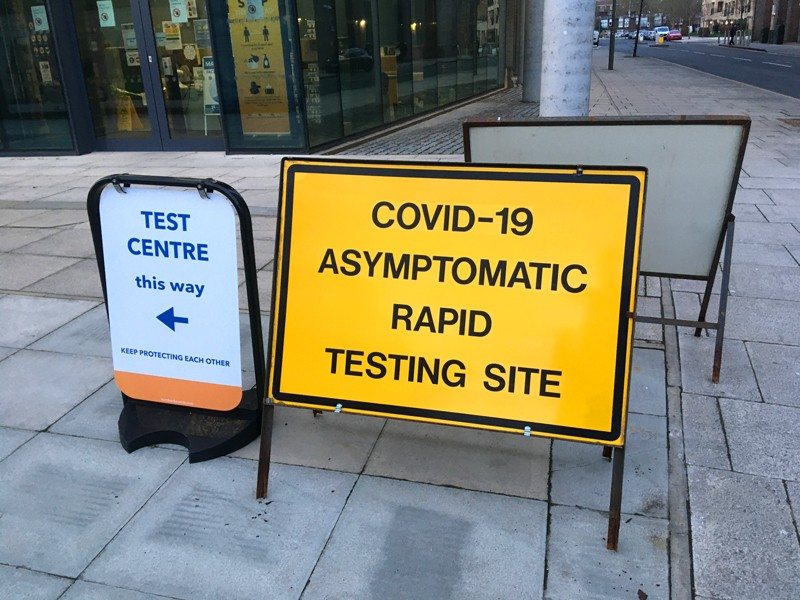 Rapid coronavirus tests: a guide for the perplexed
