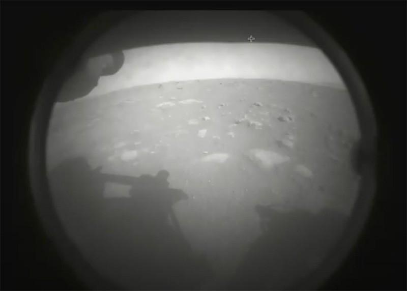 NASA'nın Mars Perseverance Rover'ı Kızıl Gezegene Güvenle İndi