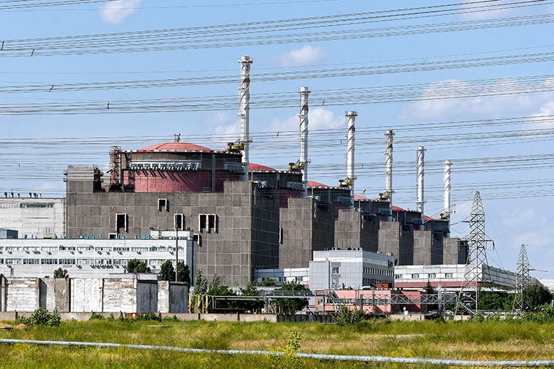 Six power units generate 40-42 billion kWh of electricity at the Zaporizhzhia Nuclear Power Plant in Ukraine