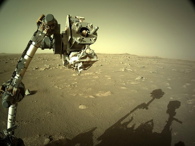 Navcam pentru roverul NASA Perseverance pe Marte