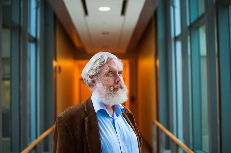 Portrait of George Church