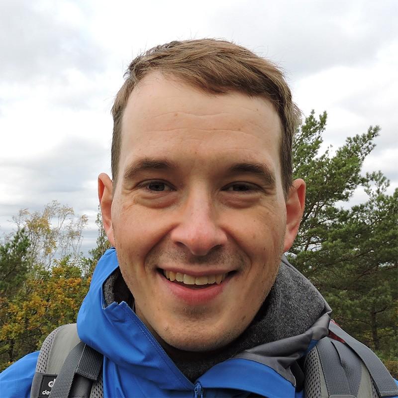 Photo of Simon Olsson
