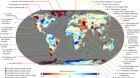 Emerging trends in global freshwater availability