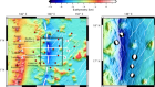 Water input into the Mariana subduction zone estimated from ocean-bottom seismic data