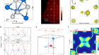 Topological chiral crystals with helicoid-arc quantum states