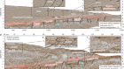 Upper-plate rigidity determines depth-varying rupture behaviour of megathrust earthquakes