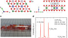 Direct thermal neutron detection by the 2D semiconductor 6LiInP2Se6