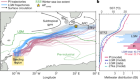 Antarctic icebergs reorganize ocean circulation during Pleistocene glacials