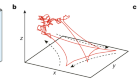 Loopy Lévy flights enhance tracer diffusion in active suspensions