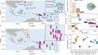Genomic insights into population history and biological adaptation in Oceania
