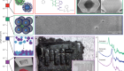 Macroscopic materials assembled from nanoparticle superlattices