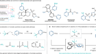 Phosphorus-mediated sp2–sp3 couplings for C–H fluoroalkylation of azines
